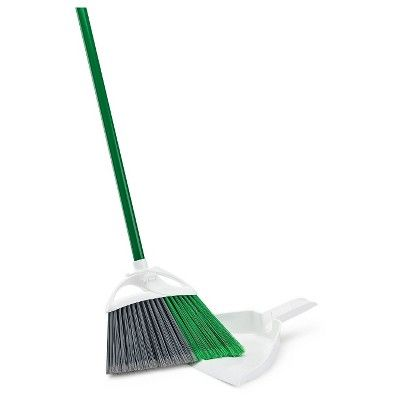 Libman Precision Angle Broom with Dustpan in 2019 | Products