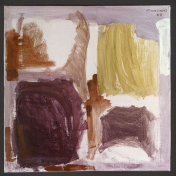 Sina Bozzano - acrilic on canvas
