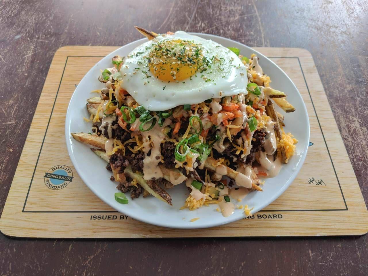 Homemade Bulgogi Fries #FoodPorn . via rizzleryan | Food ...