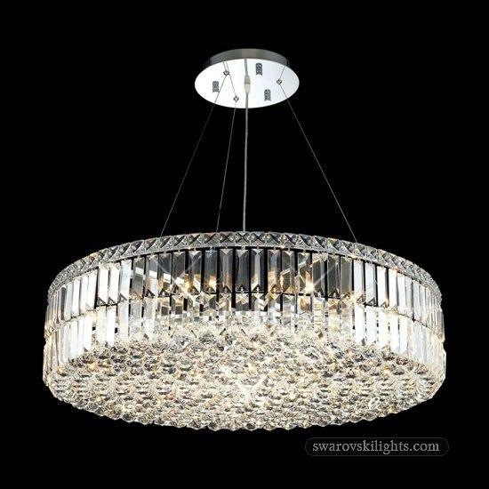 Contemporary Crystal Chandeliers Zhongshan Sunwe Lighting Co