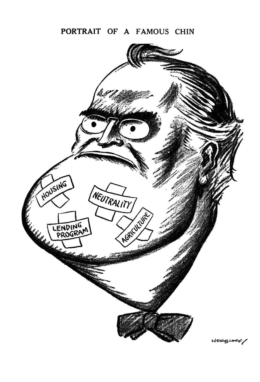 Cartoonist Herblock - Google Search