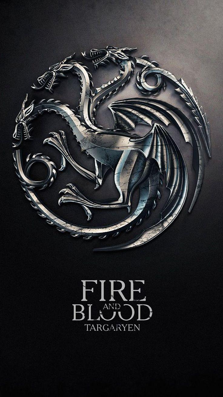 Targaryen Iphone Wallpaper Papel De Parede Games Arte Game Of