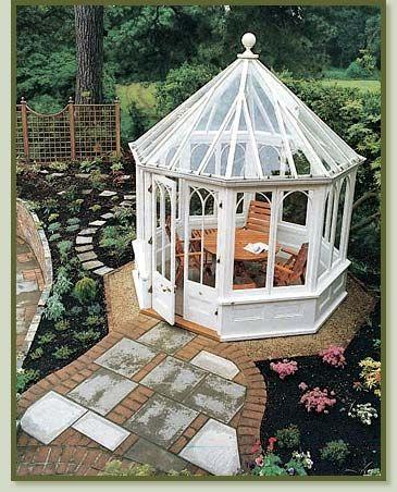 Garden Gazebo Ideas To Embellish Your Lovely Garden