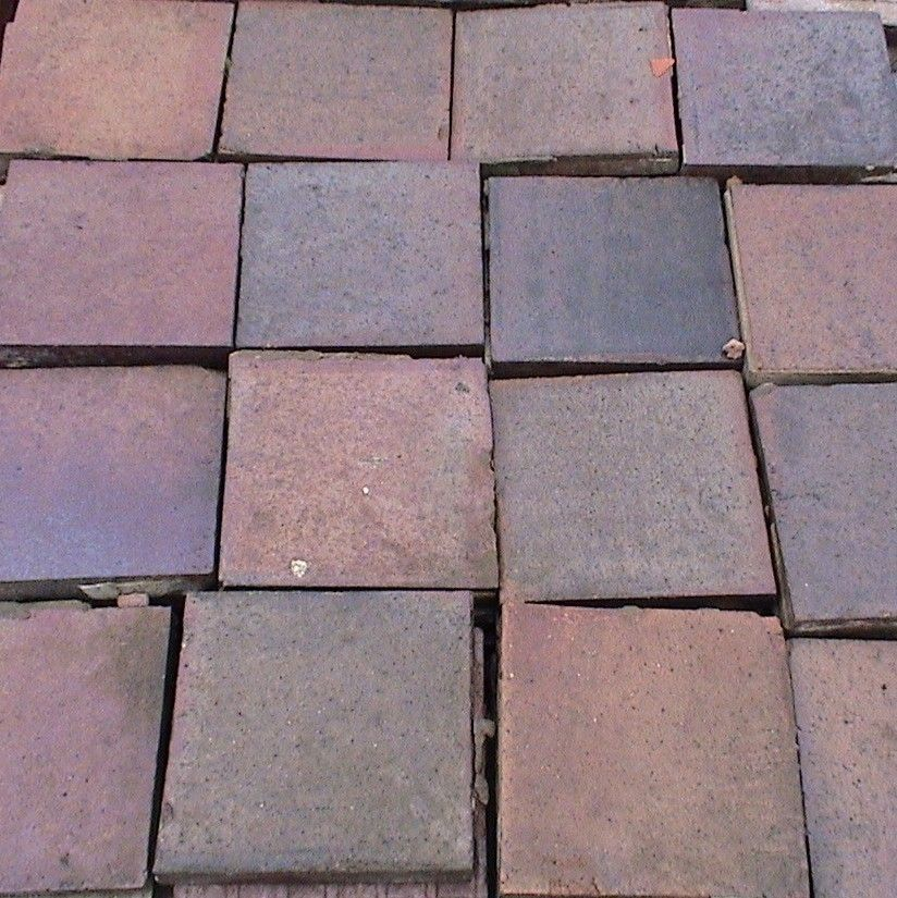 Ruabon floor/quarry tiles for sale on SalvoWEB from Ransfords ...