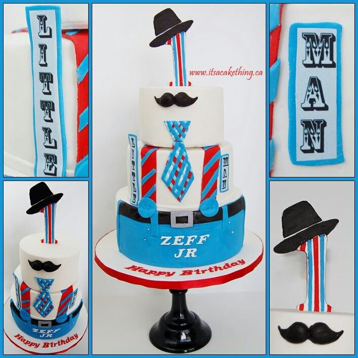 Little man cake by Its a Cake Thing Cakes Boys Pinterest