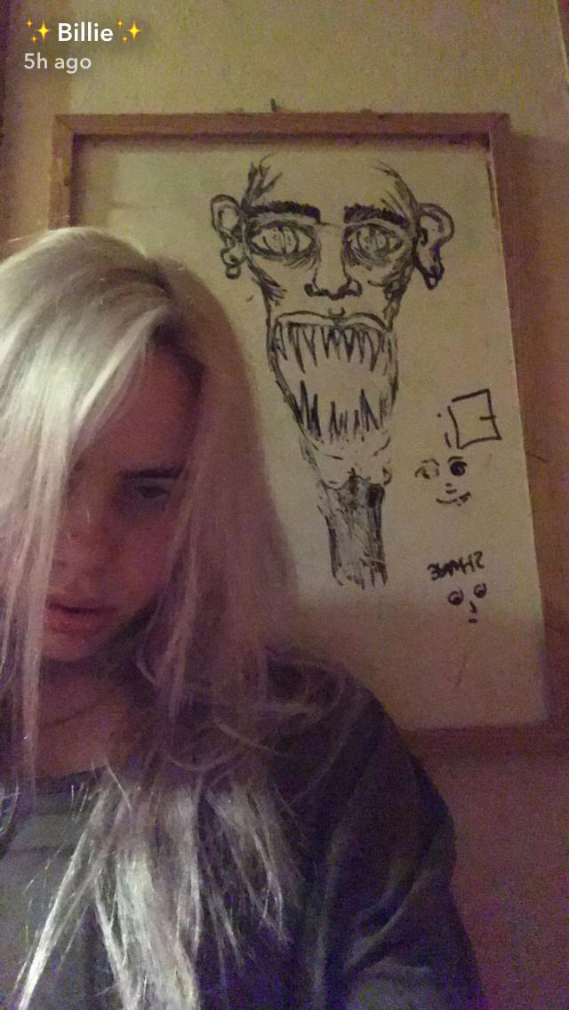 Snapchat Billie Billie Eilish Love Of My Life