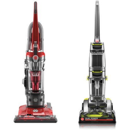 Hoover High Performance Bagless Upright Vacuum Uh72600 With Dual
