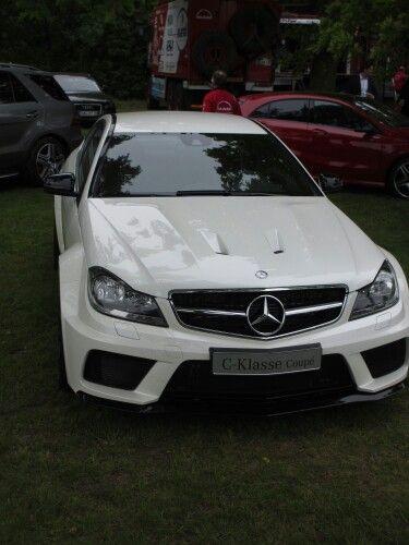 Mercedes c-klasse coupé 6.3