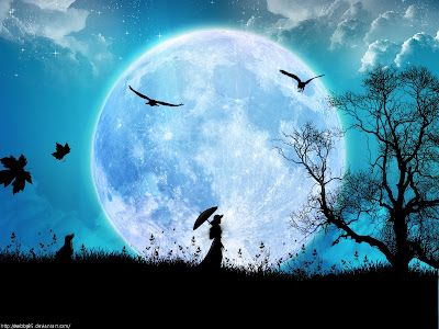 Every Day is a Gift: Moonchild