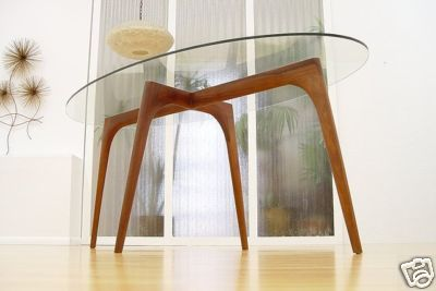 Mid Century Modern Glass Dining Table Google Search With Images
