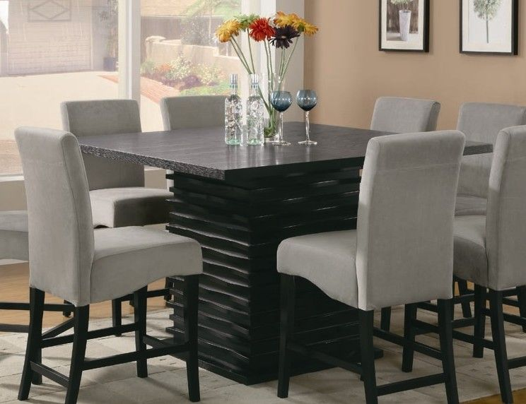 Bob Counter Height Dining Table Square Dining Room Table Dining