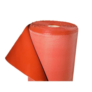 Chinese Silica Gel Red High Temperature Protection Insulation Fireproof Cloth Rubber Industry Stall Matting Silicone Sheets