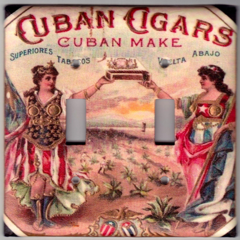 Vintage Cigar Poster