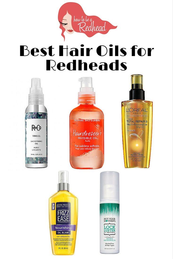 Criticising write redhead hair care