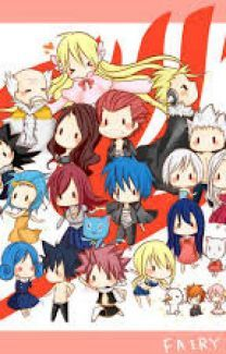 Fairy Tail: Fire And Ice *Natsu*