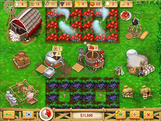 Ranch Rush Rush Games Big Fish Games Games