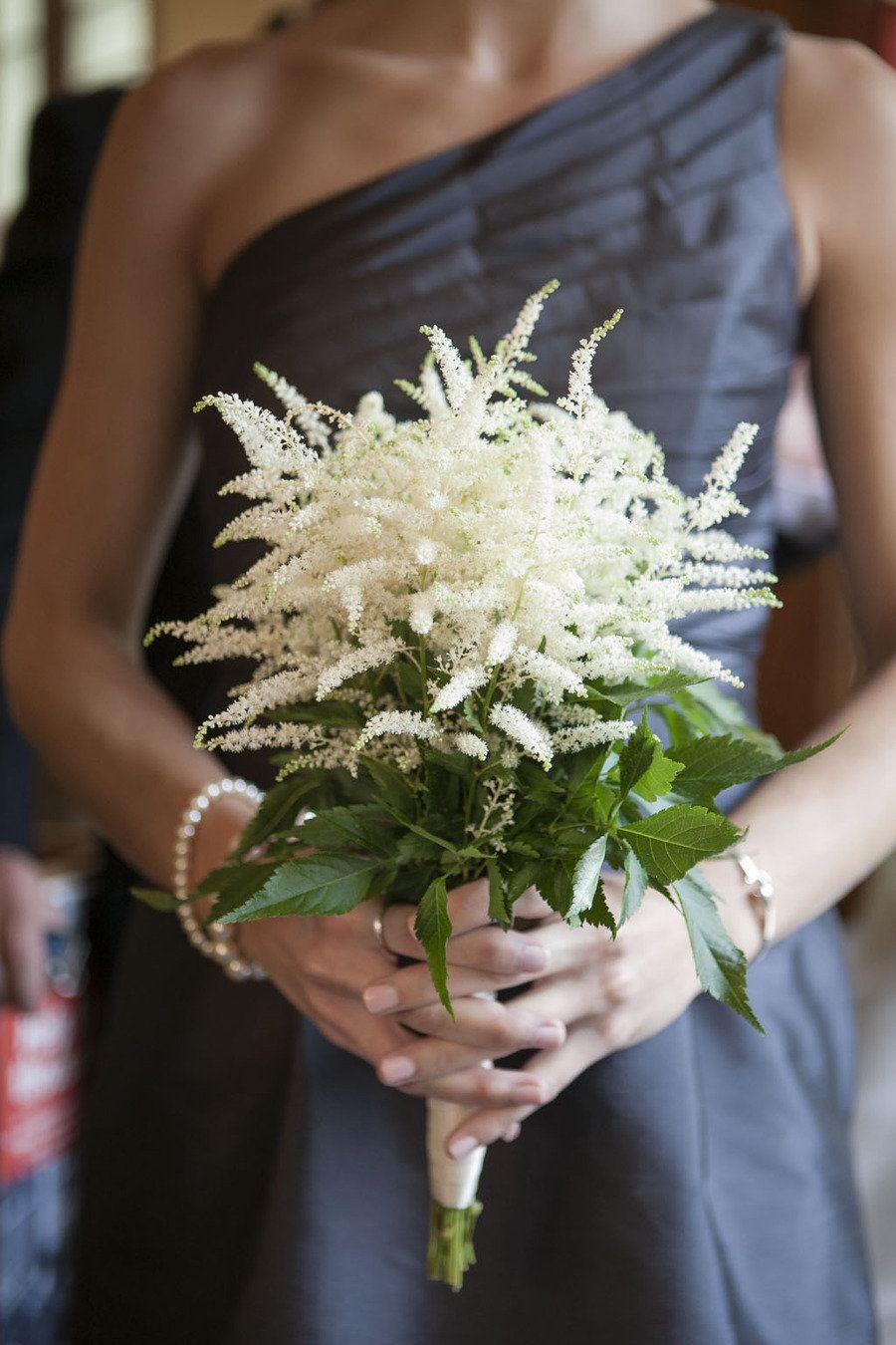 Vermont Wedding from Moss + Isaac #astilbebouquet