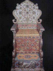 Joyas De La Casa Imperial De Irán Foros Realeza Joyas Realeza Sillas
