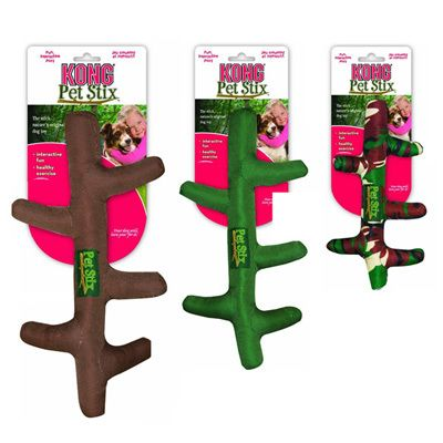 Fetch This Fun Cloth Stick Toy Is The Perfect Fetch Toy Indoors