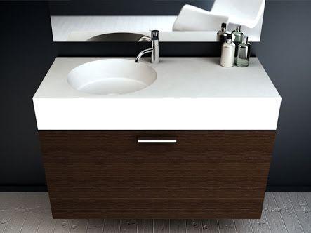 Neo 1000 Wall Basin Google Search With Images Wall Hung Vanity Vanity Pretty Bathrooms