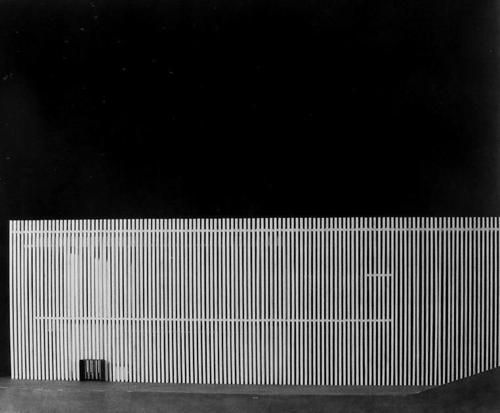Zumthor's Topographie des Terrors (19932004) visual