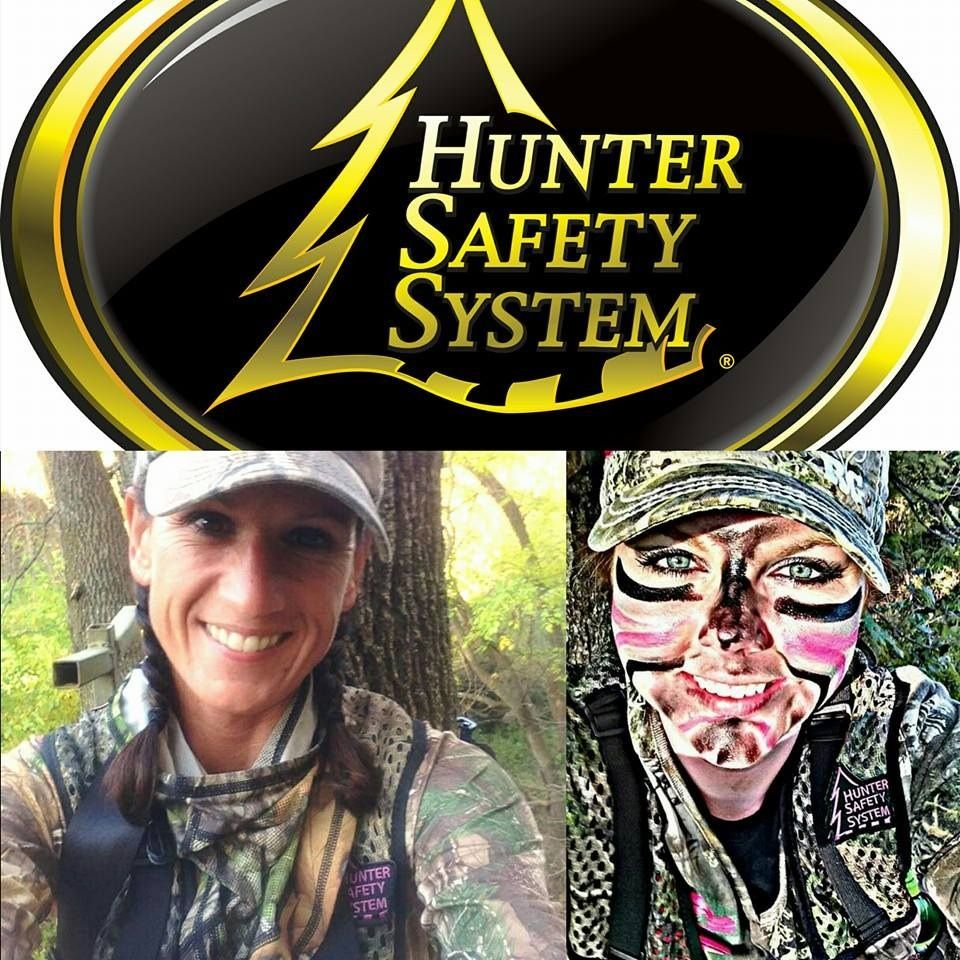 Hunter Safety System offers an incredibly safe harness to