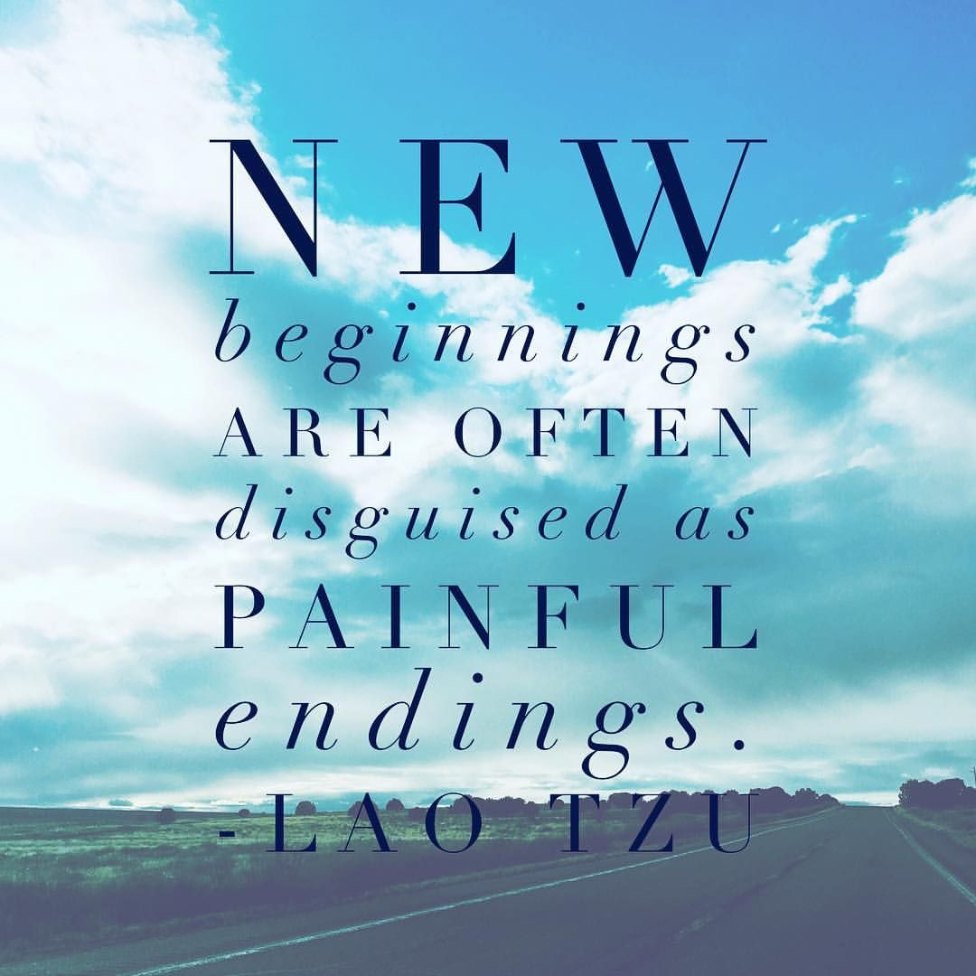 New beginnings Inspirational quotes, New beginnings, Words