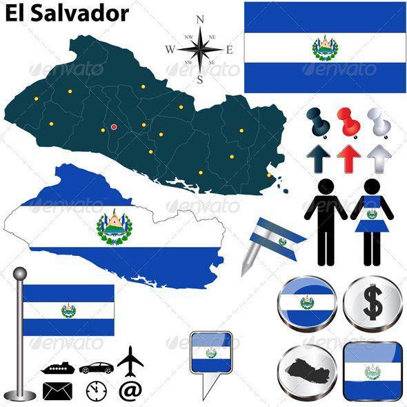 Map Of El Salvador Salvador Map Of West Virginia Map Of New York