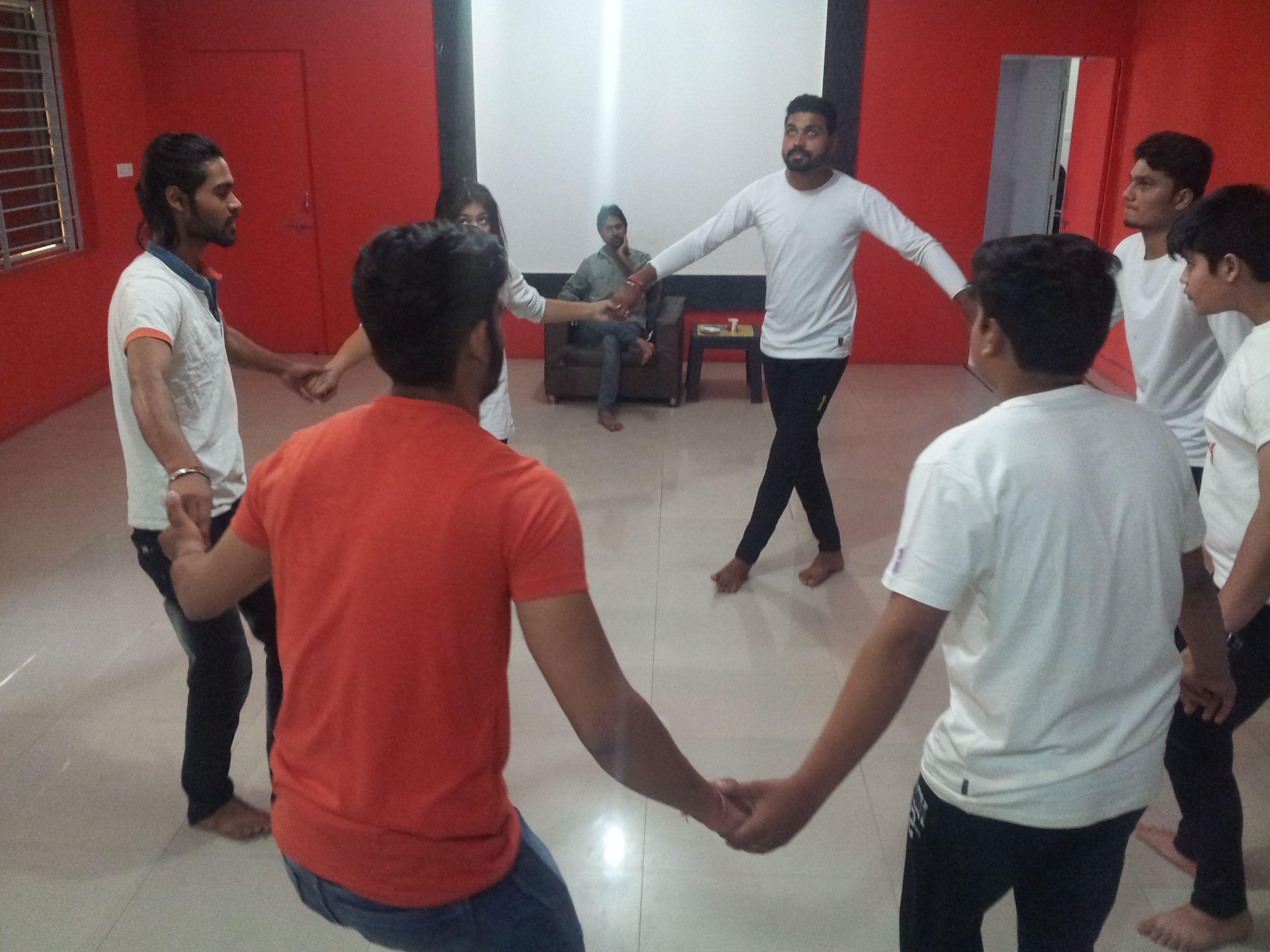 Acting technique by dev fauzdaar sir madhu institute of