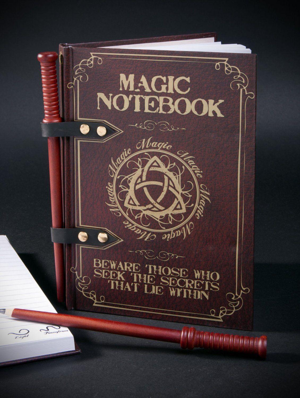 Magic Wand Notepad - £11.89 AMAZON | harry potter wish ...
