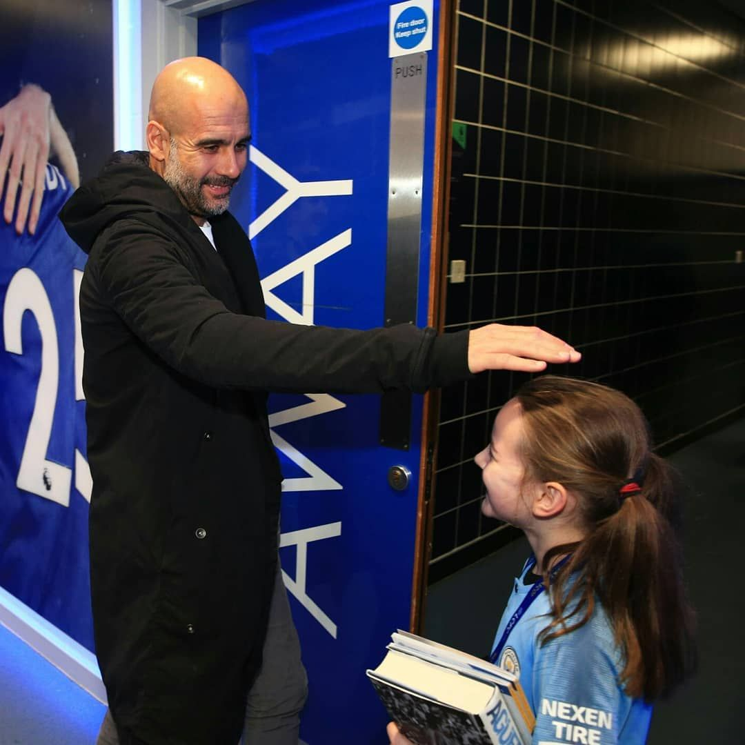 Pep Guardiola Instagram