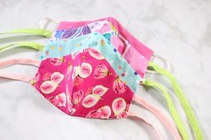 Photo of How to Sew a Surgical Face Mask – Sweet Red Poppy