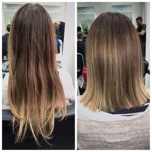 Haarschnitt Für Sehr Lange Haare Für Frauen Trend Frisuren 2018