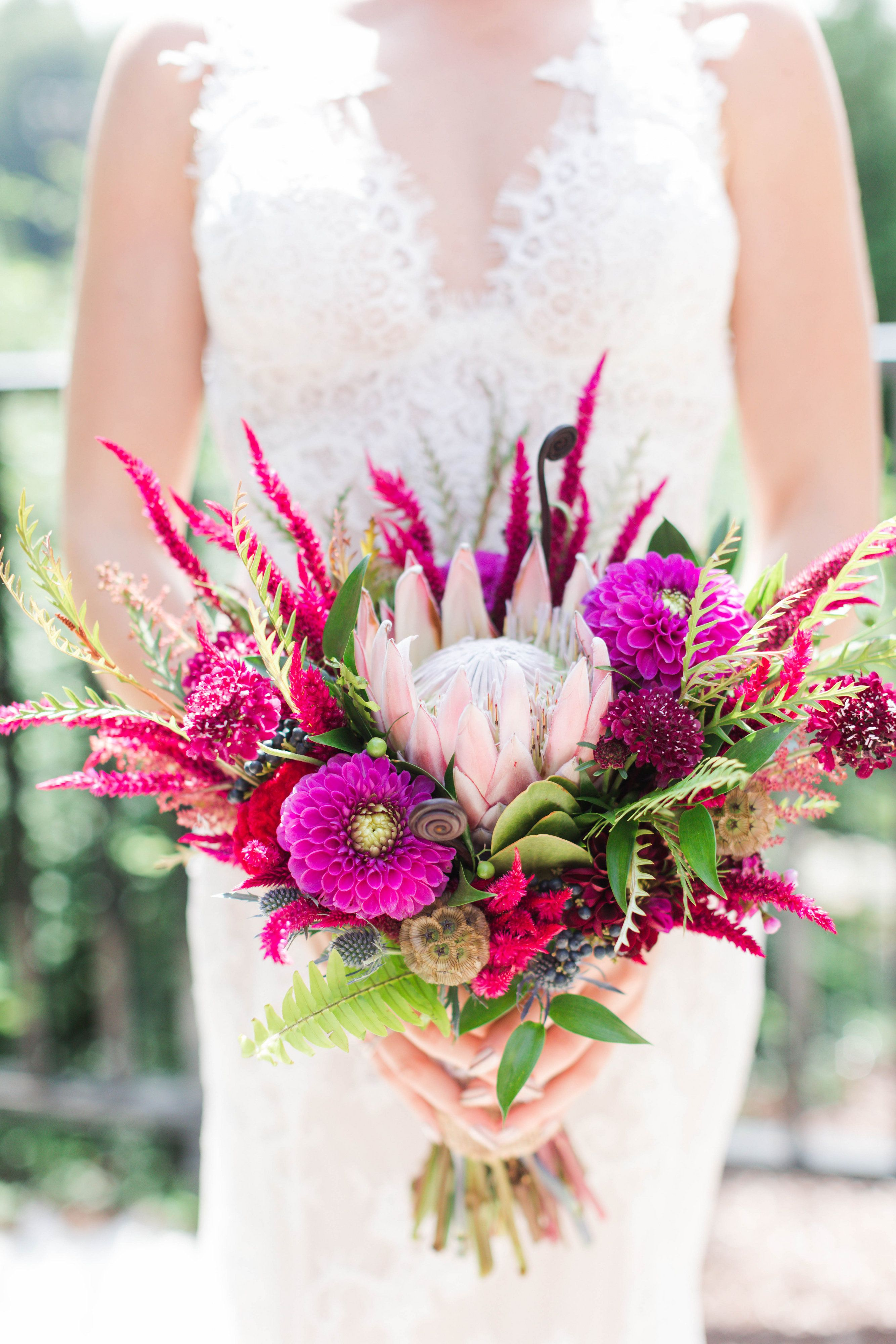 This Beautiful Rustic Bouquet Was Made For Bride Chelsea S Wedding