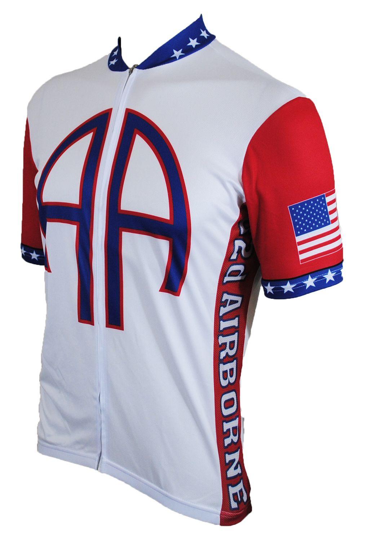 82nd airborne cycling jersey free shipping httpwww