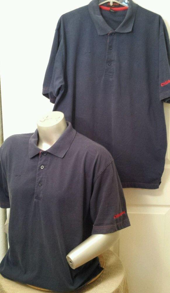 ff96a6ff2 Details about Lot of 5 Mens Short Sleeve Blue Work Uniform Shirt ...