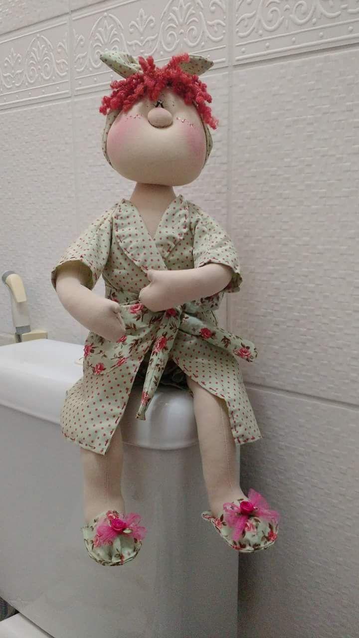 Suficiente muñeca porta papel 1 | Crafty project | Pinterest | Bonecas de  RY55