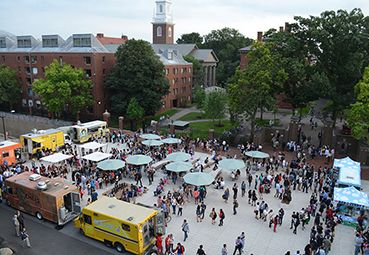 Grease Bags Offer Food Trucks A Great Solution To Onsite Grease Disposal Project For Public Spaces Plaza Design Urban Planning