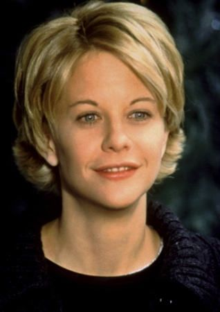 Celebrity Short Hairstyles Alluring Meg Ryan Hairstyles  In Celebrity Hairstyles  Short Flipped