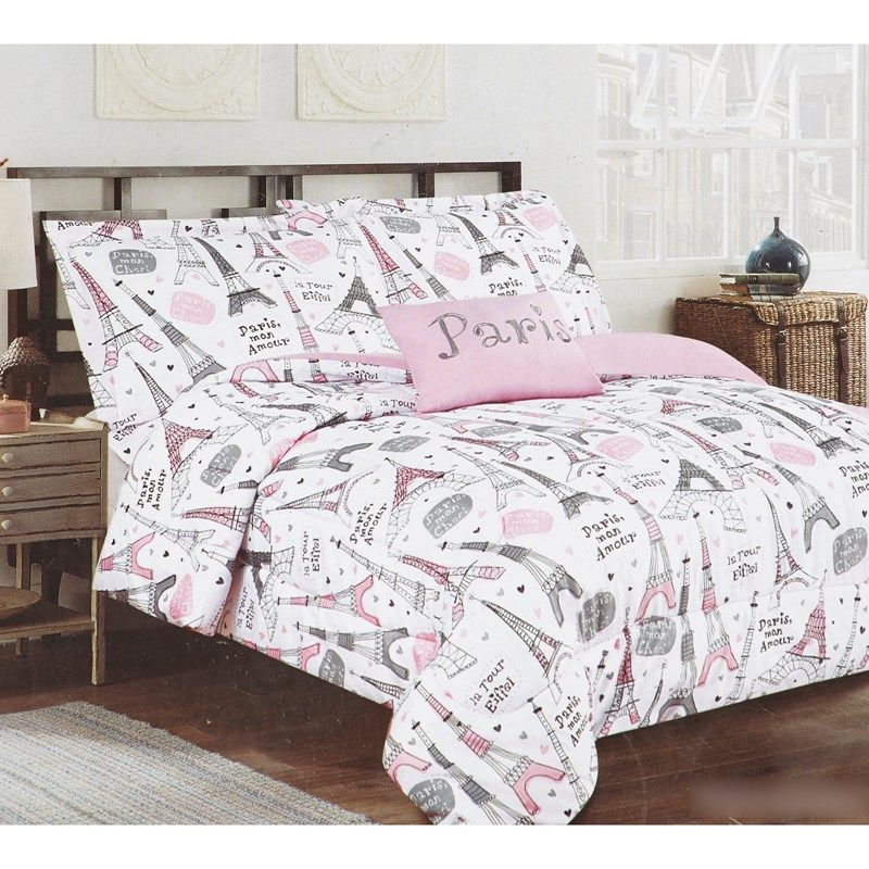 Captivating Turn Her Bedroom Into A Paris Dream Using This Lovely Bedding Set From  Nanette Nanette Lepore Nice Look