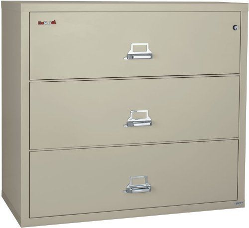 Fireking 44 Inch Wide Lateral File Cabinet 3 4422 C 3 Drawer By Fireking 3625 00 Fireking 3 Draw Filing Cabinet Lateral File Cabinet Home Office Furniture