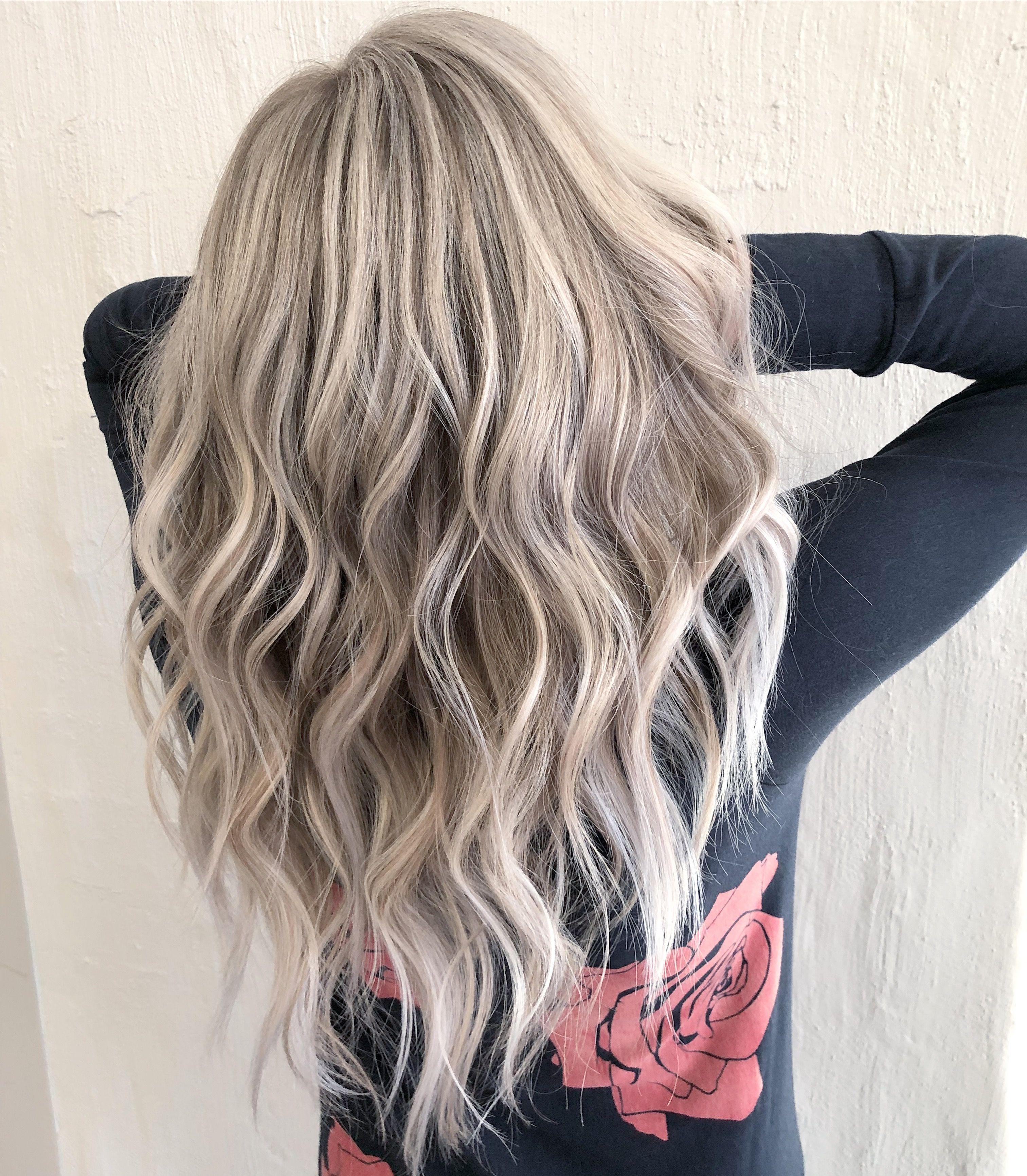 Dimensional Ash Blonde Bonniedoeshair Hair Styles Ash Blonde