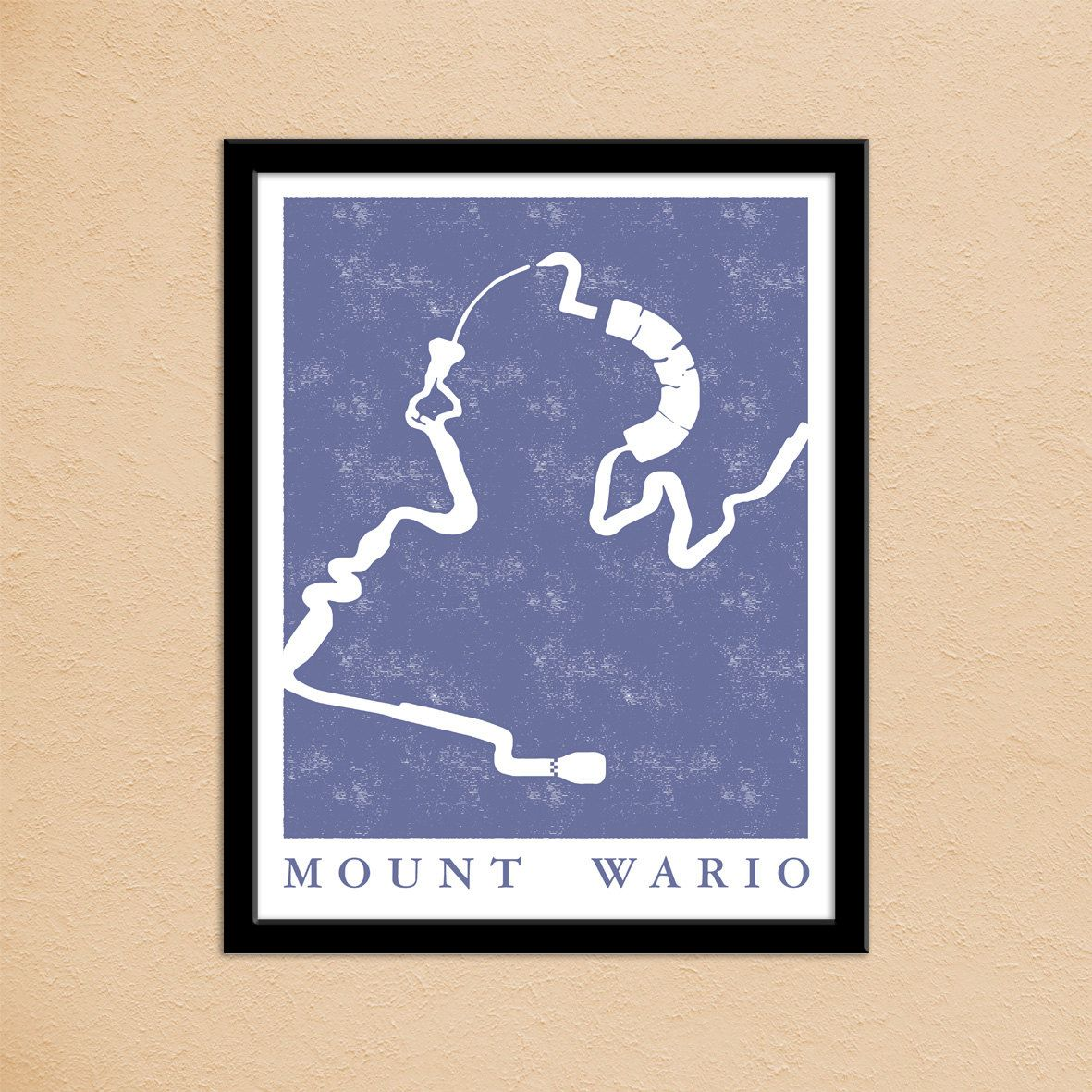Mario kart 8 mount wario race track map poster super mario gamer pidesignprints on etsy mario kart 8 mount wario race track map poster super mario gumiabroncs Image collections
