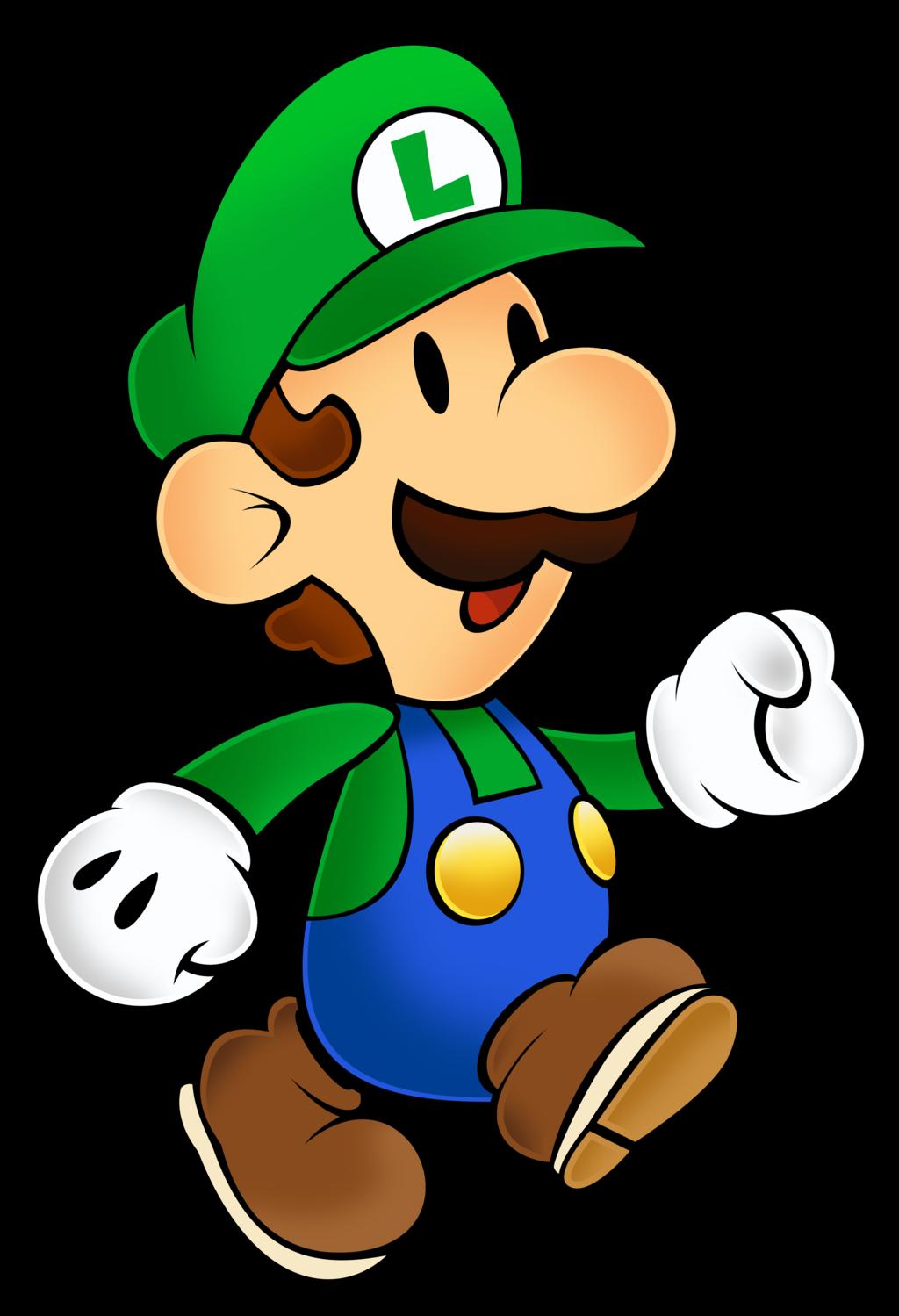 Luigi Classic Super Paper Mario 10th By Fawfulthegreat64 Paper Mario Mario Art Mario