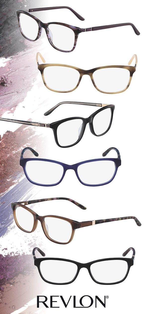 d437eac9f5c Make-Up Your Peepers with Revlon Glasses