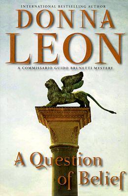 Daedalus Books Online - A Question of Belief - Donna Leon.