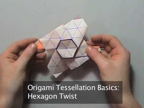origami 90 degree pleat intersection