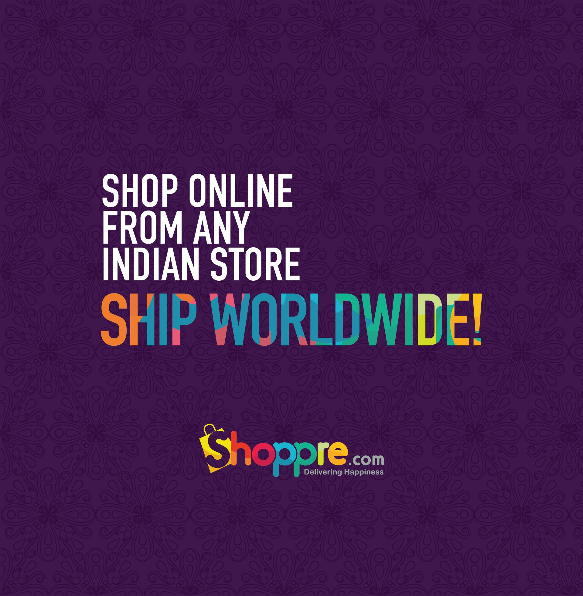 Shopper Shipping Services. #shop #ship #india | Shopping, Ship, Worldwide