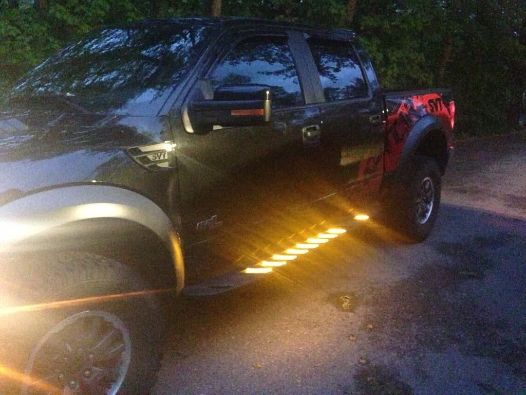 Running Board Lights Page 2 Ford Raptor Forum Ford Svt Lights Ford Svt Ford Raptor Forum