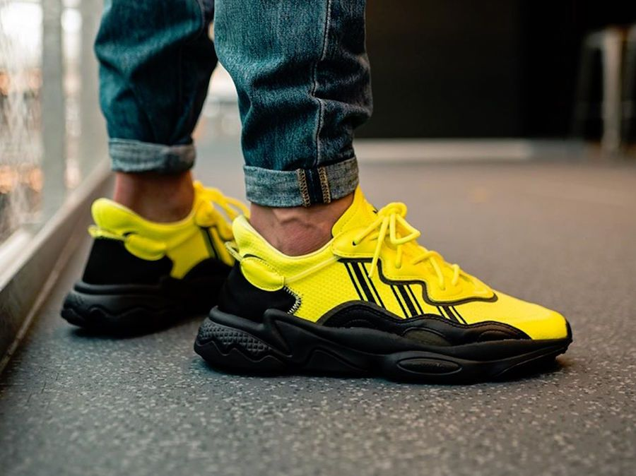 Une Nouvelle Adidas Ozweego Illumine Vos Pieds Avec Son